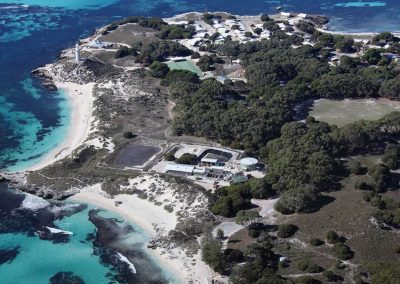 RECYCLED WATER AT ROTTNEST ISLAND
